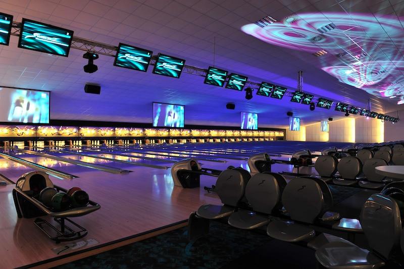 Le bowling du trèfle, 28 pistes